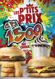 P'tits Prix de Burger King