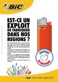 Briquet BIC, made in France